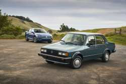 Celebrating 40 Years of the VW Jetta