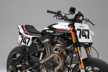 Buy it:  Pike's Peak BOTT XR1R Buell Racing Bike