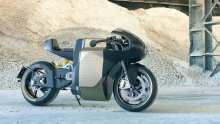 Road-legal Sarolea MANX7 Makes its Debut