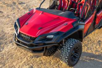 14 Honda Rugged Open Air Vehicle Concept