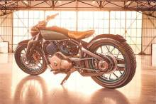EICMA 2018: Royal Enfield Concept KX (w/ Video)