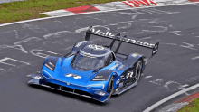 Video: Watch the VW ID.R Blast the Nürburgring Record