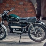Regent Electric Motorcycle
