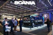 Saab Scania Announces Modular, Electric, Autonomous Bus
