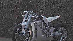 Untitled UMC-063 ZERO XP One-off Electric Motorcycle