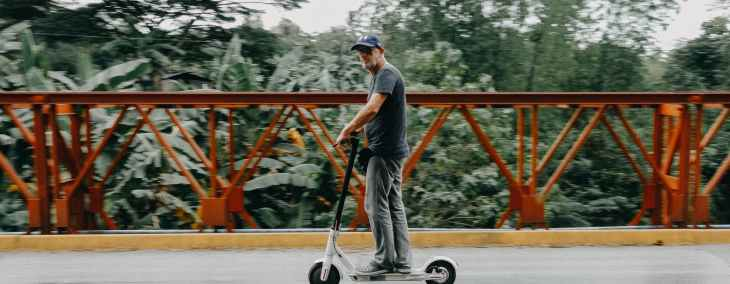 Electric Scooters Arrive in Northern Virginia!