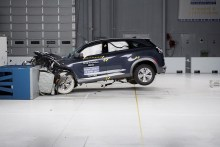 Hydrogen Fuel Cell Hyundai NEXO Earns Top Safety Rating