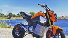 Maniacs Build 50HP Electric Honda Grom