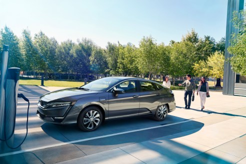 2019 Clarity Electric