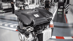 Mercedes Stops Internal Combustion Development, Fully Commits to EVs