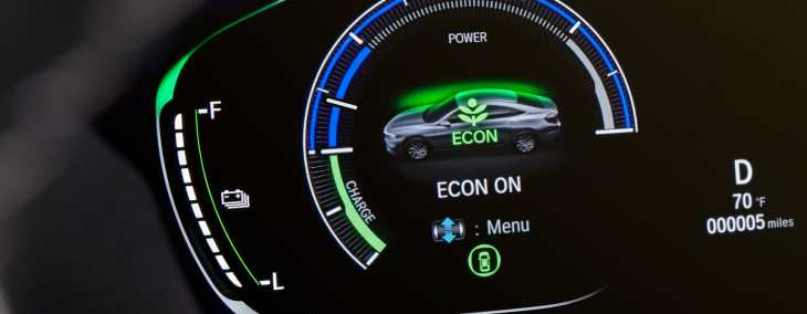 Honda Clarity Eco Score Explained
