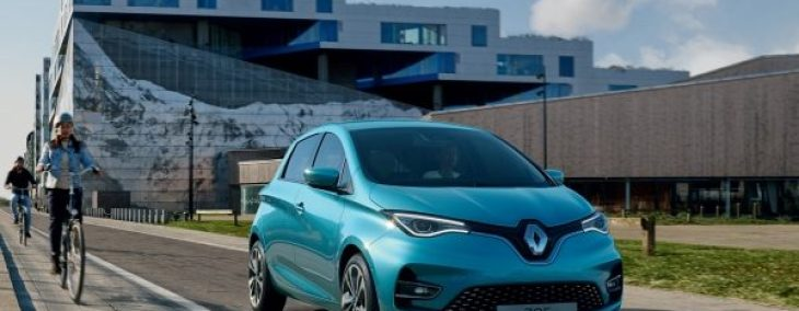 Renault Zoe 0-60 Times – A Performance Overview