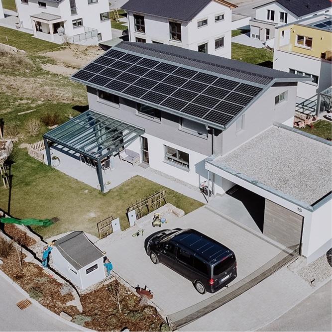 enrgi GmbH – Projekt Einfamilienhaus Biberach