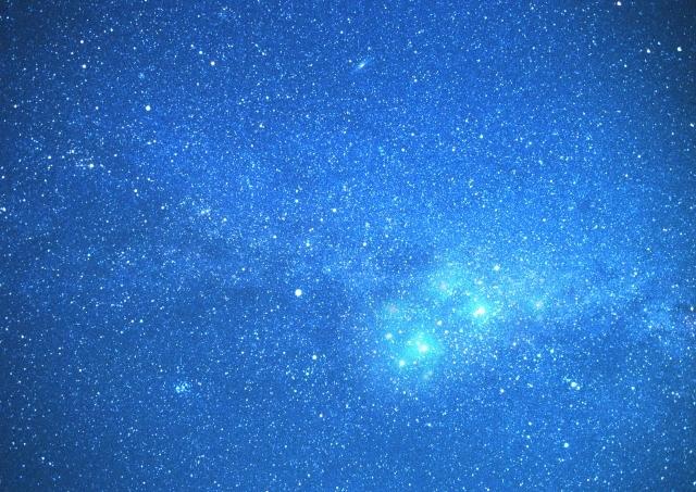 銀河の星々