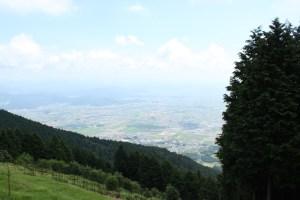 池田山からの景色
