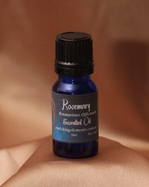Rosemary pure essential oil antiseptic, analgesic, insect repellent, head lice, focus, invigorating, energising