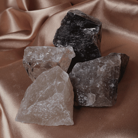 Smoky Quartz (Black, Brown-translucent) is commonly known as the Solidifier, it helps neutralise negative influences & stabilises the body & mind. Enriching Elements Gifts for Life Crystals are all A-Grade quality and are hand-picked with love to ensure maximum flow of energy.