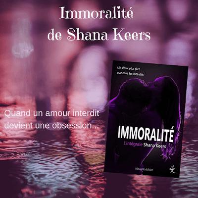 Immoralité de Sana Keers