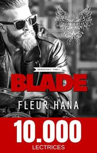 Blade de Fleur Hana