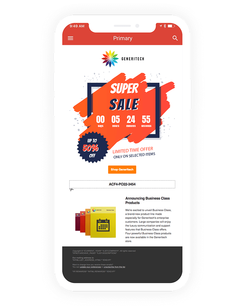 Emailurgency preview