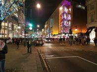 Scorci di Oxford Street