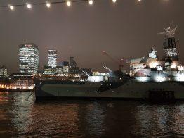 HMS Belfast - incrociatore britannico risalente alla seconda guerra mondiale