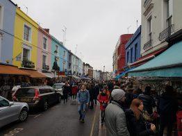 I colori del mercato di Portobello