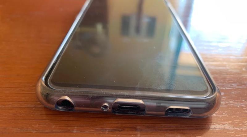 LG G8s pellicola in vetro