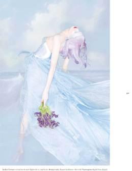 Karlie Kloss by Nick Knight for W Magazine-9