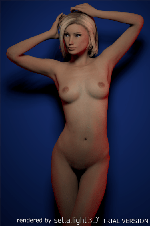 3D Test by Enrico Tabacchi
