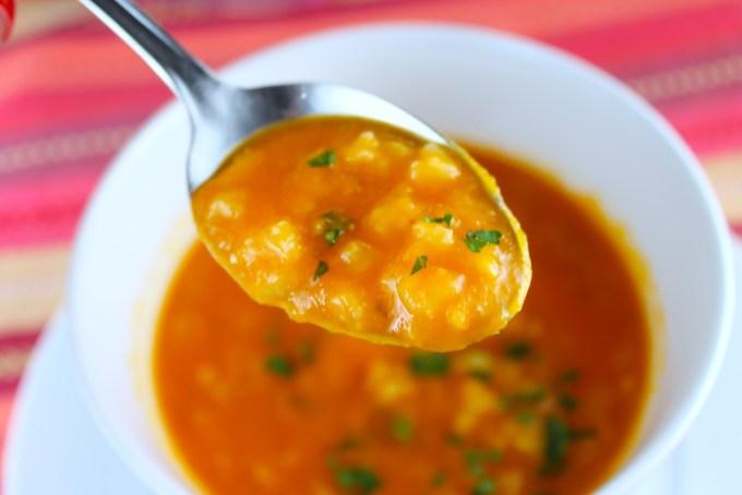 Sopa de tomate al romero - SAVOIR FAIRE by enrilemoine