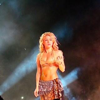 Shakira en Los Ángeles {un ángel en LA}