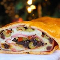 Pan de Jamón {Succulent Ham Bread}