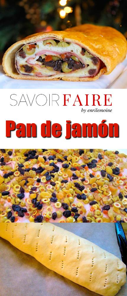 Pan de Jamón - SAVOIR FAIRE by enrilemoine