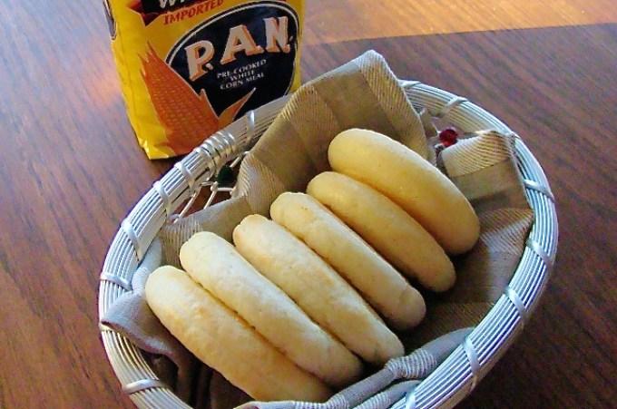 Receta de arepa venezolana tradicional - SAVOIR FAIRE by enrilemoine
