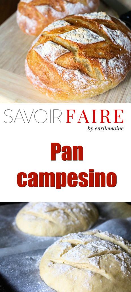 Pan campesino - SAVOIR FAIRE by enrilemoine