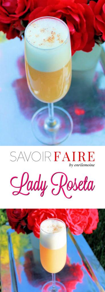 Lady Roseta - SAVOIR FAIRE by enrilemoine