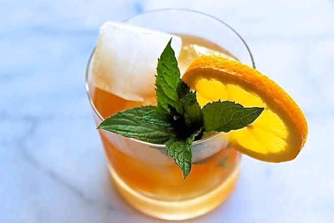St. Astor rum cocktail