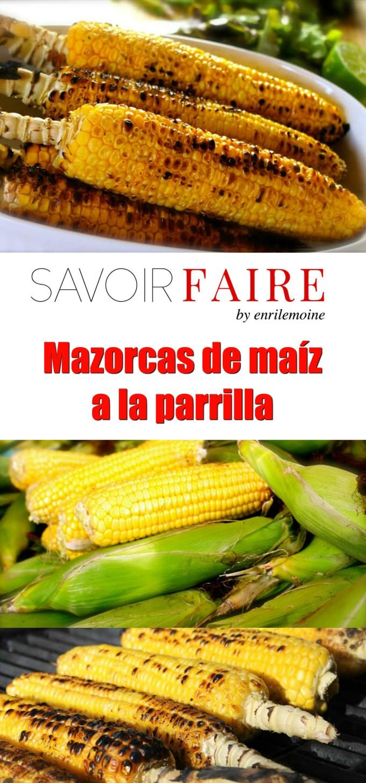 Por dulces y jugosas las mazorcas de maíz a la parrilla son infaltables en las barbacoas de verano. Solo hay que remojarlas antes de cocinarlas. Haz clic para que veas qué fáciles son de preparar.