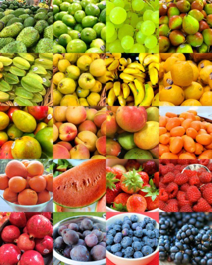 tips para que tus hijos coman fruta, frutas