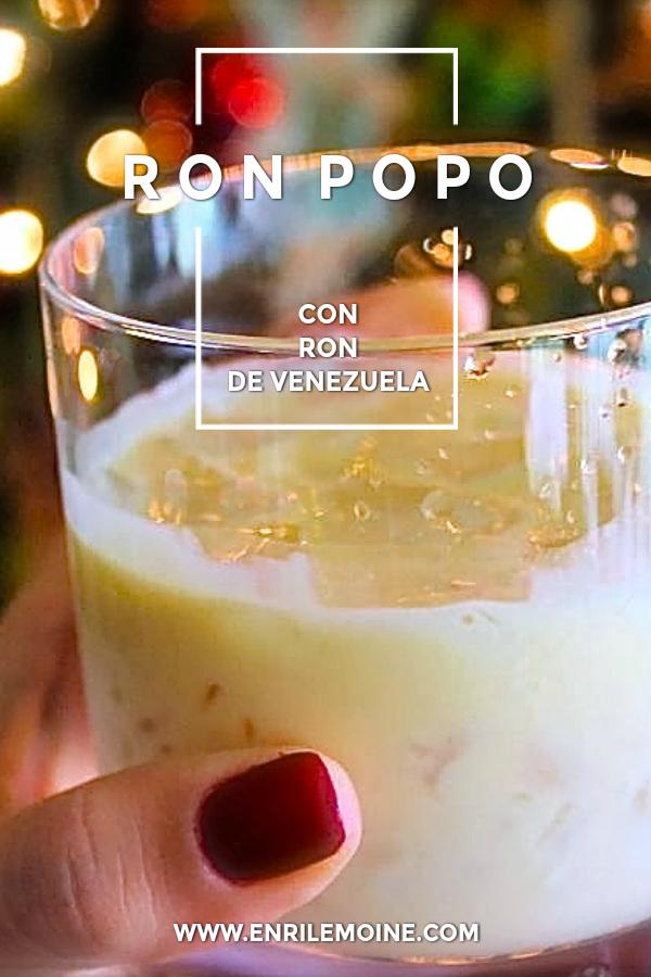 El ron popo es el equivalente beliceño del ponche crema venezolano, el eggnog estadounidense, o el coquito boricua. Haz clic para la receta.