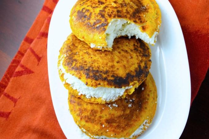 Arepas de batata con chía - SAVOIR FAIRE by enrilemoine