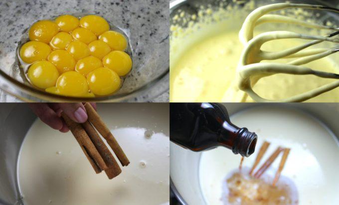 Cómo hacer ponche crema bien espeso paso a paso