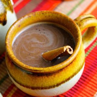 Champurrado: receta mexicana {VIDEO}