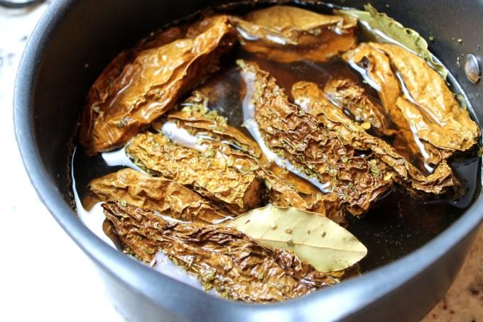 Chipotles encurtidos con piloncillo - SAVOIR FAIRE by enrilemoine