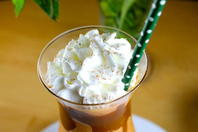 Batido de calabaza con dulce de leche savoir-faire-by-enrilemoine