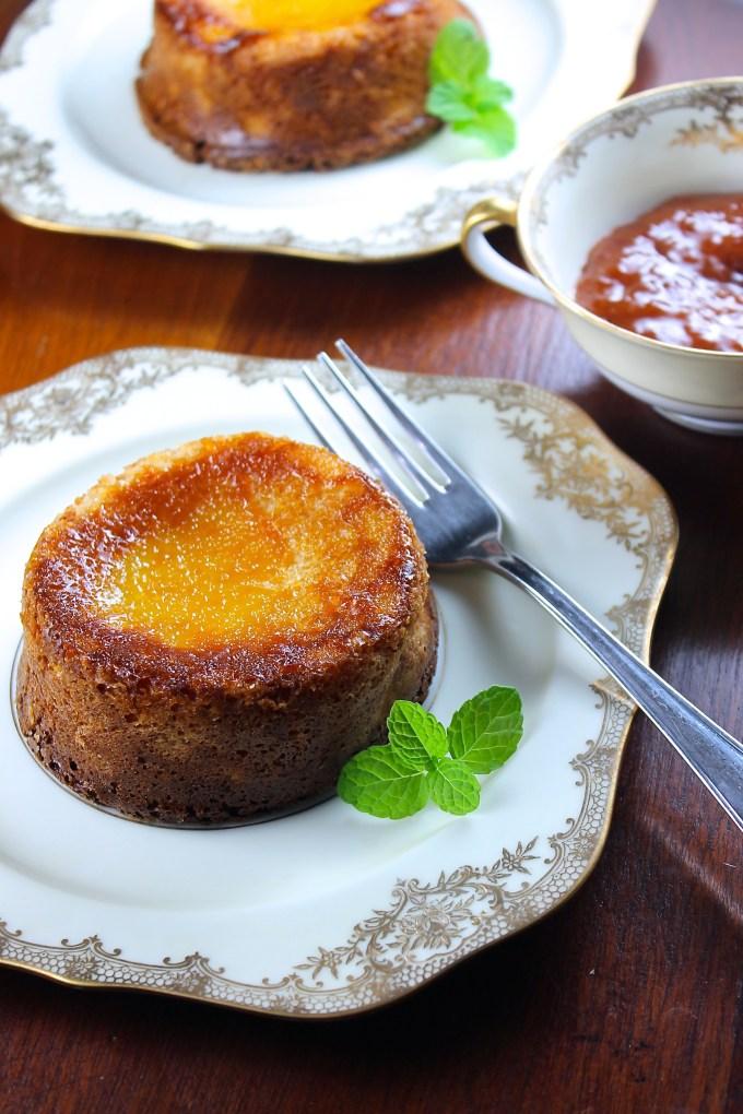 Mini tortas de queso - SAVOIR FAIRE by enrilemoine