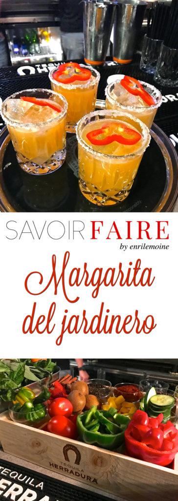 Margarita del jardinero -SAVOIR FAIRE by enrilemoine