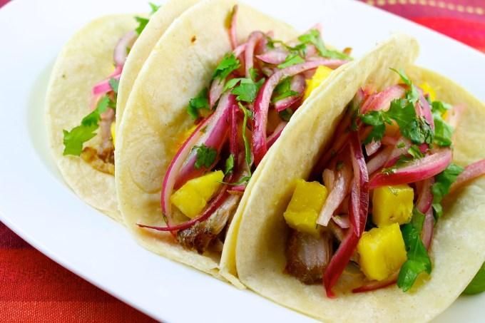 Tacos al pastor - SAVOIR FAIRE by enrilemoine