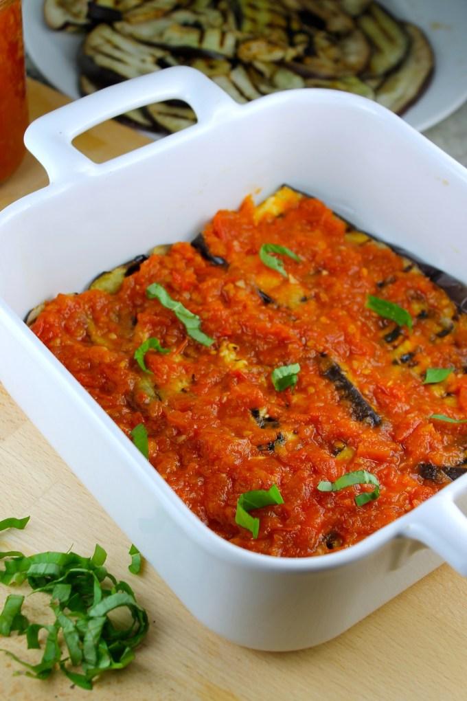 Eggplant Lasagna - SAVOIR FAIRE by enrilemoine
